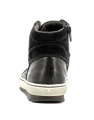 GaborGabor Damen Sneaker - Stivali Desert Boots Donna schwarz (Mel.)