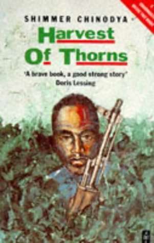 Harvest of Thorns (African Writers Series) by Shimmer Chinodya