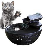 Haustier Wasserflaschen Katzen-Trinkbrunnen zum Trinken von besonders leiser Keramik Haustier-Wasserspender mit automatischer Zirkulation für Katzen und kleine Hunde Silent Pump ( Size : Style:7 )