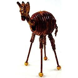 Guru-Shop Suelta Jirafa Animal, Animales Bobblehead, 14x8x4 cm, Figuras de Animales