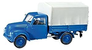 Herpa - 303200 - Framo V901 / 2 camión Lona - Azul