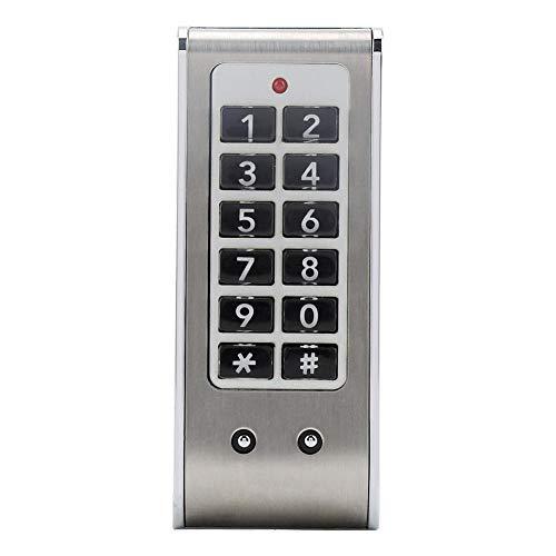 Intelligente Büromöbel (Garosa Touch Keypad Digital Lock Elektronisch Sicherheit Password Access Lock für Tür Cabinet Zugangskontrollsystem)