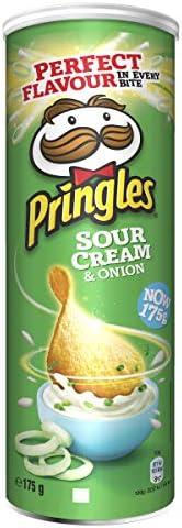 Pringles Pringles Sour Cream & Onion,