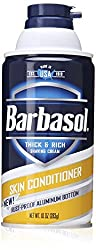 Barbasol Beard Buster Shaving Cream Skin Conditioner 10oz Each