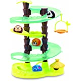 Ouaps - 20305 - Jouet De Premier Age - Tizoo Mon Grand Playset Jungle