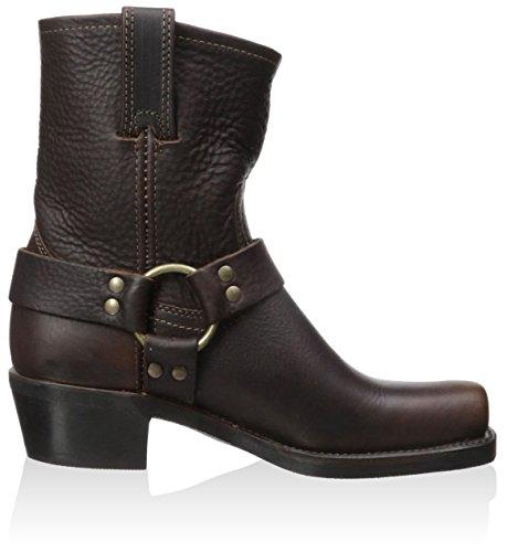 Frye Harness 8R, Boots femme Marron