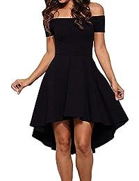 Amazon.it  vestiti da sera - Vestiti   Donna  Abbigliamento a2e73b3c15f