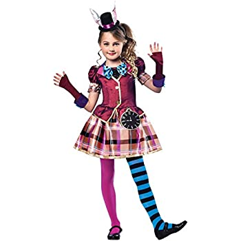 Ladies Teen Cheshire Cat Alice in Wonderland Tutu Fancy Dress Costume Outfit Kit