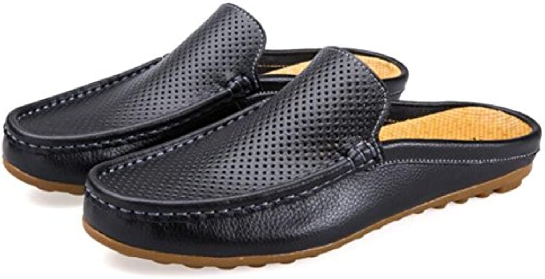 WLFHM Respirant, Chaussures Homme, été, Homme, Respirant, WLFHM Pois, Chaussures Paresseuses 037d2f