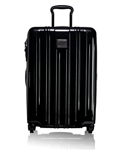 Tumi V3, Maleta expandible, 66 cm, 59 L, Black, 0228264D Tumi