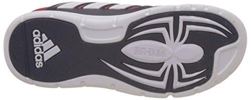 adidas Disney Spider-Man K, Chaussures de Running Entrainement Mixte Bébé Multicolore - Rojo / Blanco / Azul Marino  (Rojpot / Ftwbla / Maruni)