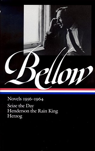Saul Bellow: Novels, 1956-1964 (Library of America)