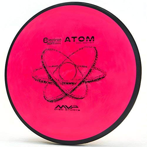 MVP Disc Sports Electron Atom Putter (Weich), Herren, 160-164g -