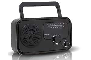 Brandt BR 120A Radio/Radio-réveil