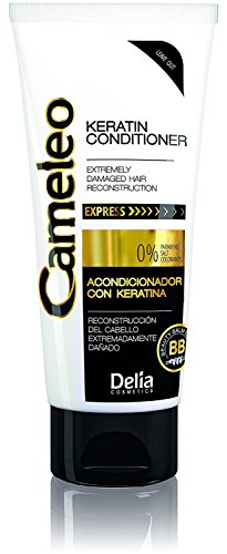 Cameleo Salt-Free Keratin Conditioner for Damaged Hair, 200 ml