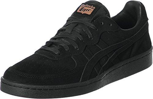 Asics  Gsm, Sneakers Basses Unisexe adulte Noir