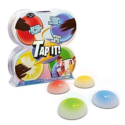 CHTK4 1109 Tap IT IT Multicolore