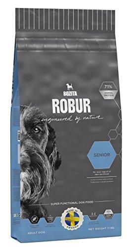 Bozita Hundefutter Robur Senior 23/12, 1er Pack (1 x 11 kg)