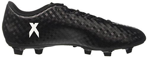 adidas Herren X 16.4 Fxg Fußballschuhe Schwarz (Core Black/ftwr White/core Black)