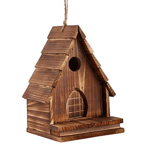 Garten-Vogelbad / Vogeltränke / Futterstelle, für den Außenbereich geeignet, Gusseisen, für Wandmontage,18cm