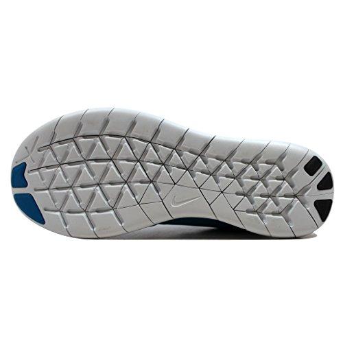 Nike Free Rn 2 Scarpe Sportive Da Donna Gym Bleu Glacier Bleu 401