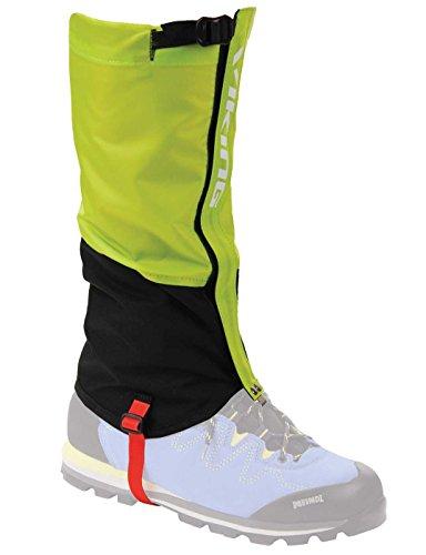 viking Gamaschen Damen und Herren wasserdicht Schneeschutz Regenschutz hoch - ideal für Outdoor und Trekking, sehr robust - 3723, 73 Grün, S
