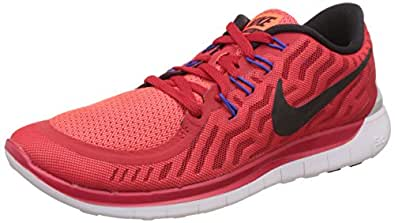 Nike Free 5. 0 2016 Running Shoes Different Colours, EU Shoe Size: EUR 38. 5, Color red/Black/White