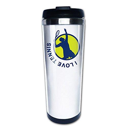 Edelstahl Becher/Kaffee Tasse Thermos & Isolierflasche ()