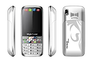 MU Phone M5700 (WHITE)