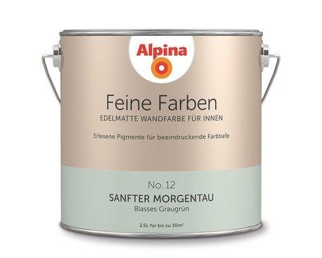 Alpina Feine Farben Sanfter Morgentau 2,5 LT - 898598