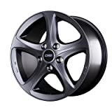 CMS C12 BLACK MATT 5X105 ET39 HB56.6 C12 BLACK MATT