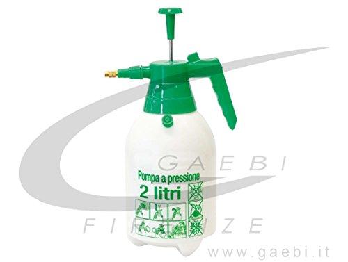 Verdemax 59672Liter Professionelle Drucksprüher Sortierte Farbe (Sprayer 2 Liter-tank)
