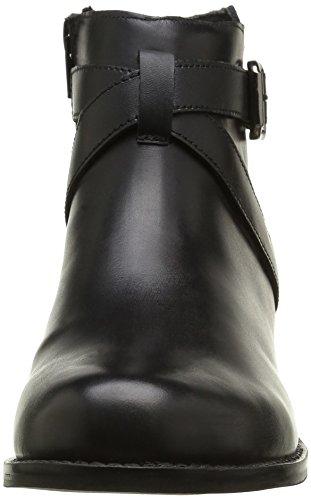 Initiale Mercure, Bottes Classiques Femme Noir (Noir/Marine)