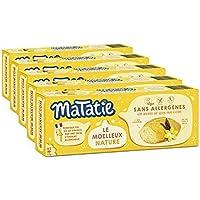 Matatie Moelleux Nature | Sans allergènes* & sans gluten | Lot de 5 paquets