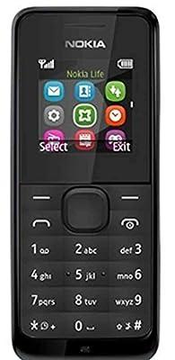 Nokia 105 Ss (black)