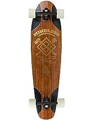 "Mindless Voodoo Premium Lakota Natural Freeride Longboard–36,5"""