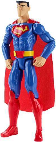 Image of DC Comics Toy - Justice League Deluxe 12 Inch Deluxe Action Figure - Superman the Man of Steel