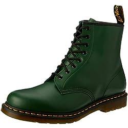 Dr. Martens 1460, Botas Unisex, Verde (Green 207), 39