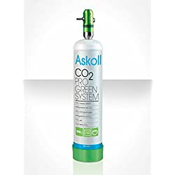 Askoll CO2 Pro Green System - Impianto di integrazione CO2 per acquario