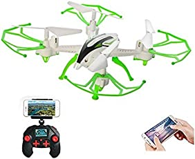 Super Toy 4CH 2.4G RC Remote Control Quadcopter WI-FI Aircraft 2.0M Pixels Camera Toy