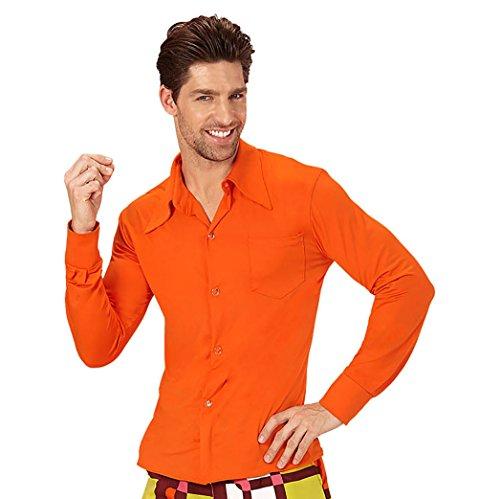 ahre Hemd, Large (Orange Jumpsuit Kostüm Halloween)