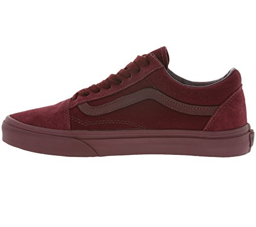 Vans Old Skool Mono Port Royale Rouge