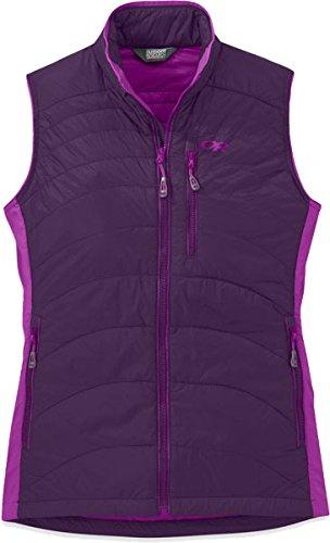 Outdoor Research Cathode Vest Women Elderberry/ultraviolett M - Outdoor Research-womens Vest