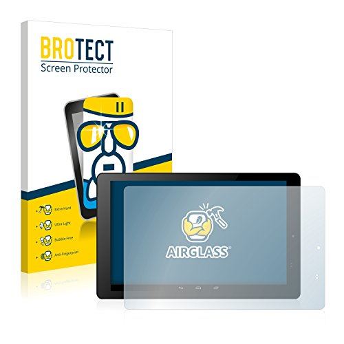 vetro tablet mediacom BROTECT Pellicola Vetro Compatibile con Mediacom SmartPad 10.1 HD iPro110 3G M-IPRO110B - Vetro Prottetivo