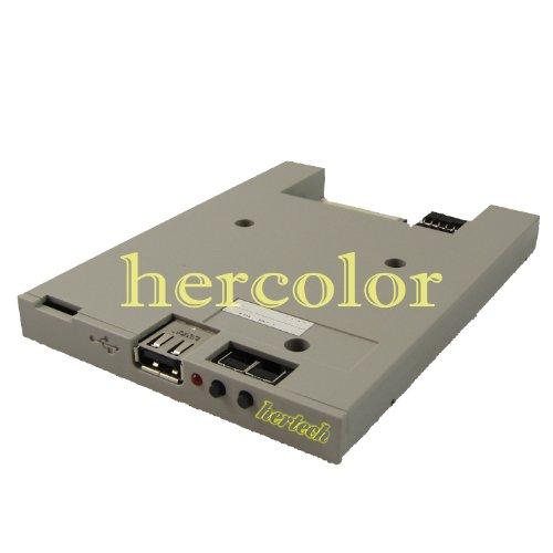 """Preisvergleich Produktbild 3,5 """"Slim USB Floppy Drive Emulator für Barudan Stickmaschine"""