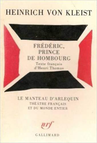 Frédéric, prince de Hombourg