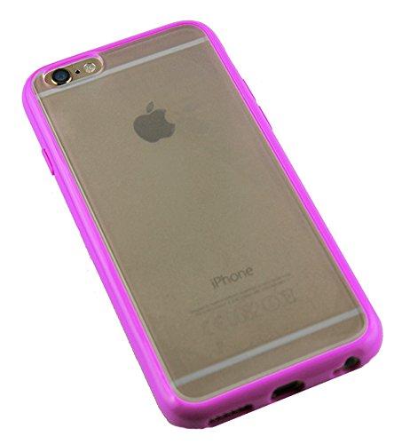 Monkey Cases® iPhone 6-4,7-tpucase for iPhone 6-transparent mat-Rose-Étui pour téléphone portable-Original-Neuf/emballage d'origine-Rose