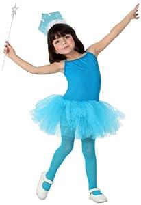 Atosa-17008 Disfraz Bailarina Ballet Color azul 10 a 12 años (17008