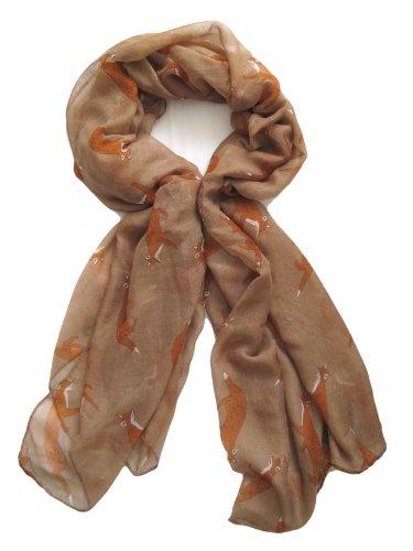 renards-pour-femme-imprime-pour-chale-foulards