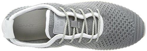 Gant Linda, Sneaker Donna Grau (light gray)